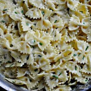 Макароны в сметанном соусе - фото шаг 12