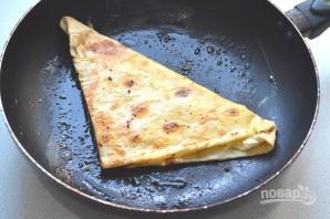 Ёка с сыром - фото шаг 7