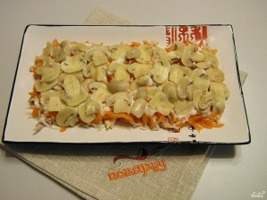 Салат из курицы с майонезом - фото шаг 6
