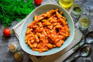 Стручковая фасоль в томатном соусе - фото шаг 8