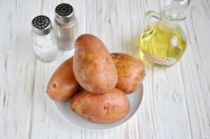 Домашние картофельные чипсы - фото шаг 1