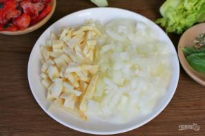 Овощной суп для диабетиков - фото шаг 3