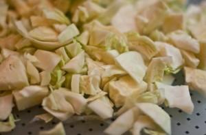 Рагу с картошкой и капустой - фото шаг 2