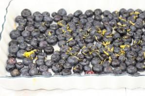 Клафути с ягодами - фото шаг 5
