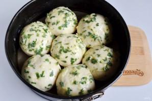 Сырные булочки с мясной начинкой - фото шаг 12