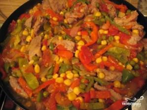 Мясо по-мексикански - фото шаг 7