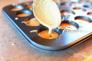 Кукурузные кексики с черникой - фото шаг 5