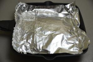 Шницель из мраморной говядины - фото шаг 8