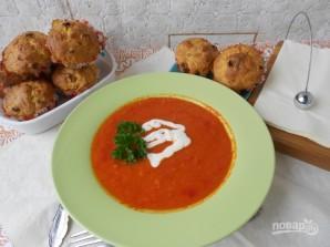 Суп с пампушками - фото шаг 8