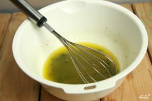 Итальянская заправка для салата - фото шаг 5