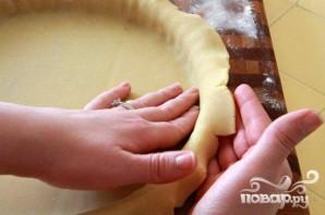 Миндальный пирог с грушами - фото шаг 5
