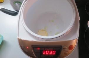 Грибной крем-суп в мультиварке - фото шаг 3