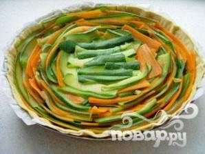 Овощной пирог - фото шаг 9