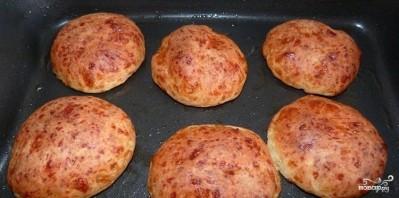 Быстрые творожные булочки - фото шаг 7