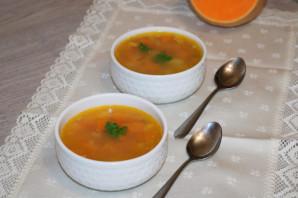 Гороховый суп с тыквой - фото шаг 7