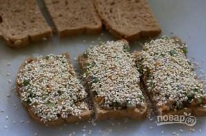Овощные горячие бутерброды - фото шаг 5