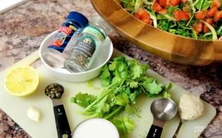 Салат для похудения - фото шаг 2
