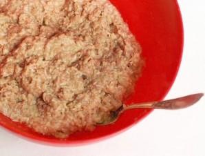 Котлеты в сухарях в духовке - фото шаг 3