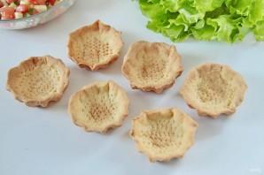 Овощные тарталетки - фото шаг 4