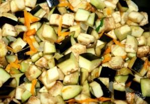 Рецепт икры из баклажанов - фото шаг 3