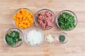 Суп с бараниной, тыквой и перловкой - фото шаг 1