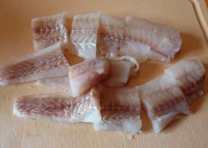 Рыбный суп с перловкой - фото шаг 8
