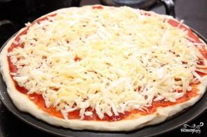 Пицца с креветками - фото шаг 4