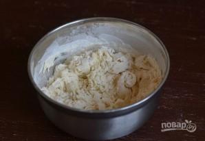 Вкусное тесто для чебуреков - фото шаг 4