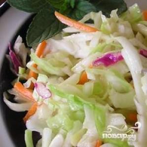 Оригинальный салат слау с пекинской капустой - фото шаг 6