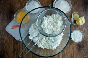 Кокосовые сырники - фото шаг 2