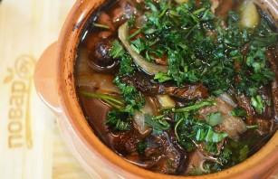 Пити (азербайджанский суп) - фото шаг 10
