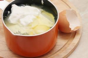 Адыгейский сыр с зеленью - фото шаг 1