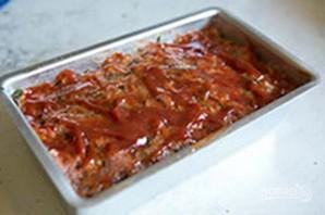 Мясной хлебец - фото шаг 6