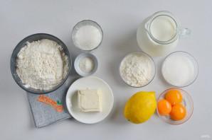 Пирог с заварным кремом - фото шаг 1