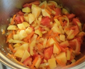 Рагу из моркови на зиму - фото шаг 4
