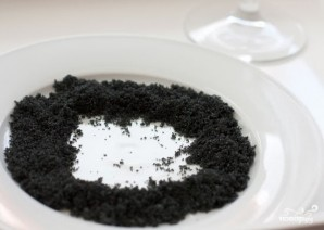 Коктейль черная вдова - фото шаг 2