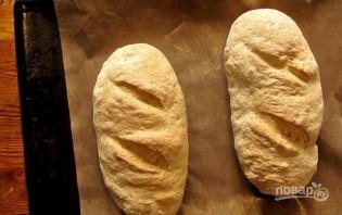 Хлеб деревенский из трех видов муки - фото шаг 5