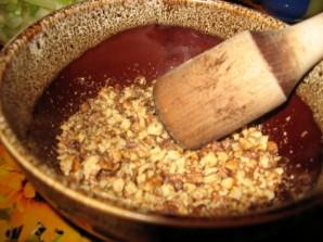 Салат с сельдереем и с ананасом - фото шаг 5