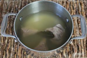 Салат из капусты с говядиной - фото шаг 2
