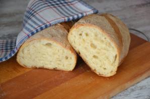 Хлеб без замеса - фото шаг 9