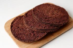 Шоколадный торт с кардамоном - фото шаг 6