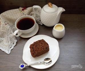 Простейший шоколадный пирог - фото шаг 6