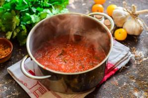 Кетчуп с болгарским перцем - фото шаг 5