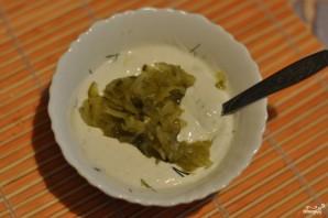 Соус к картофельному салату - фото шаг 2
