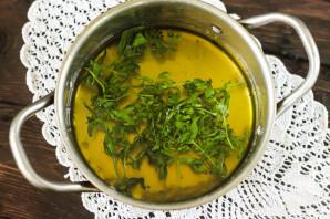 Домашний сироп из мяты - фото шаг 4