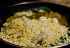 Самодельная паста с соусом из шалфея - фото шаг 15