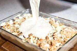 Тесто на кефире для пирога с капустой - фото шаг 8