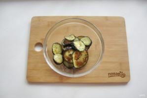 Закуска с баклажанами и чесноком - фото шаг 8