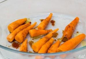 Фаршированные куриные окорочка в духовке - фото шаг 7