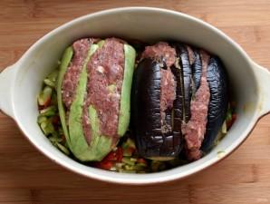 Кебабы в овощах по-турецки - фото шаг 5